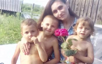 Заставка для - Отняли 5 детей у семьи Савченко